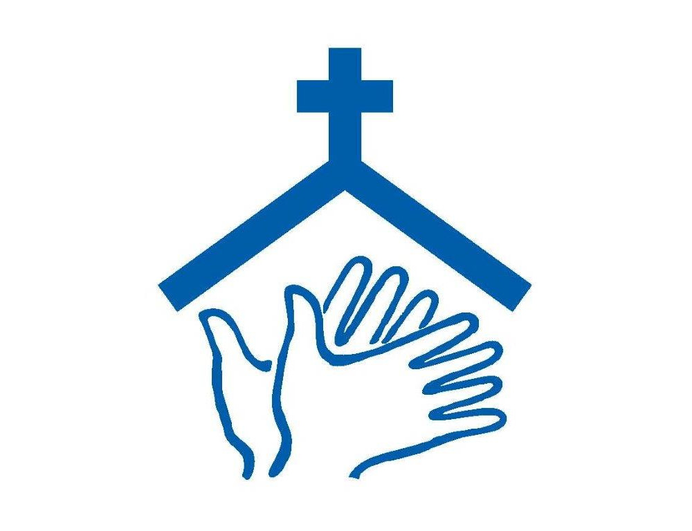 Kuurojen kirkon logo.