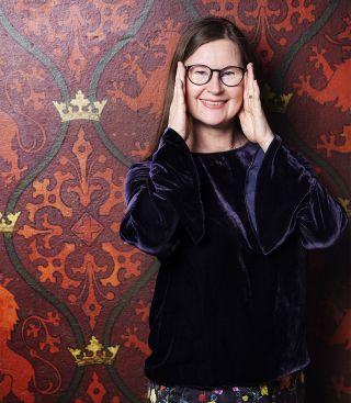 Hallintosihteeri Annariina Soini.