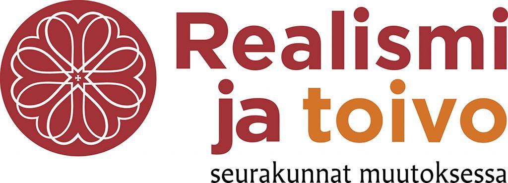 Realismi ja toivo - seurakunnat muutoksessa -logo.