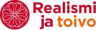 Realismi ja toivo -logo