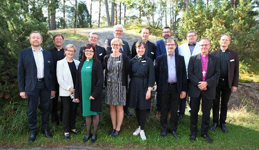 Arkkihiippakunnan kirkolliskokousedustajat kaudella 2020-2023