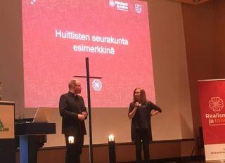 Sanna Kemppi ja Jani Laaksonen